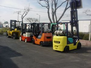 Southern California Forklift Rentals